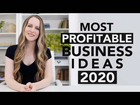 , title : '12 Most Profitable Business Ideas to Start in 2020