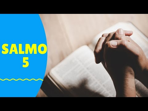 Salmos Para Voc!  SALMO 5