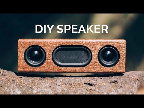 Download Diy Portable Bluetooth Speaker 2x3w Video 3GP Mp4 FLV HD
