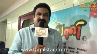 Nareen at Pappali Movie Team Interview