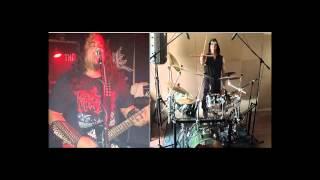 Sacrocurse - Bathory - Total Destruction (cover)