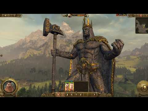 Gotrek and Felix ingame (player controlled) — Total War Forums