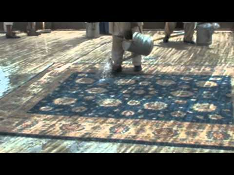 Lavage tapis shobi