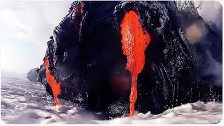 Lava Up Close And Personal | Mordor Is Real