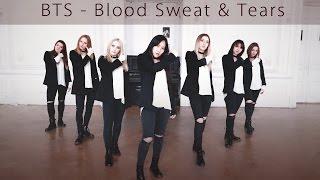 방탄소년단 (BTS) '피 땀 눈물 (Blood Sweat & Tears) cover by X.EAST