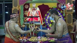 சுவிற்சர்லாந்து சூரிச் அருள்மிகு சிவன் கோவில் ஏழாம் நாள் இரவு வேட்டைத்திருவிழா