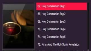 Holy communion seg1