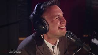 The Hamiltones - 'Do Your Thing' / Basement Jaxx (Cover) Live In Session at The Silk Mill