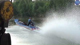 Dân đua Tháiland cũng phải xanh mặt với chiếc vỏ mới này / racing boat