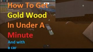 Roblox Lumber Tycoon 2 | Let's get some Zombie wood for the