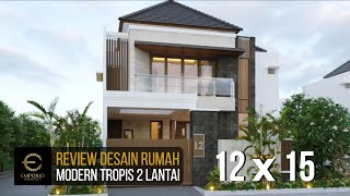 Video Mr. Wijaya Modern House 2 Floors Design - Bali