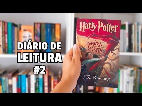 HARRY POTTER E A CÂMARA SECRETA - DIÁRIO DE LEITURA #2
