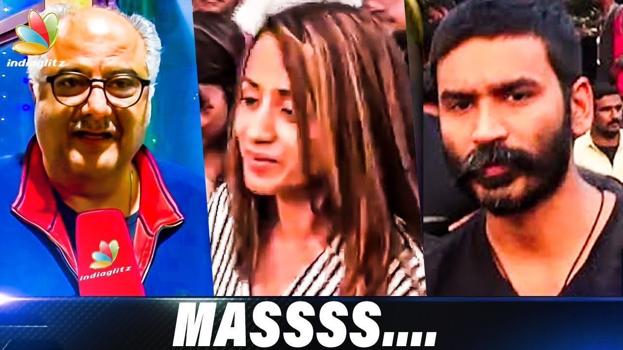 Petta, Viswasam Celebs Reaction | Trisha, Dhanush, Boney Kapoor | Hot Tamil Cinema News