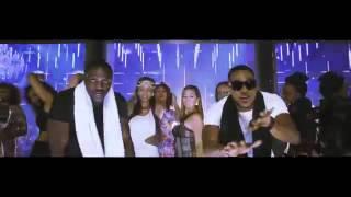 Frosh   D'Banj ft Akon Official Video      2015