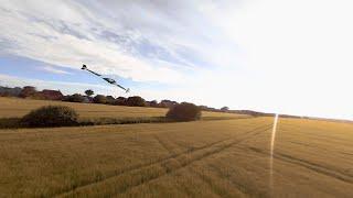 Wing Chasing (FPV FOLLOWCAM!!)