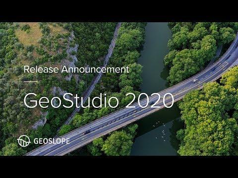Phần mềm GeoStudio 2020