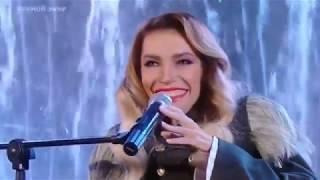 """Юлия Самойлова исправилась!!! На """"Что, где, когда?"""" блестяще исполнила вживую припев."""