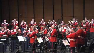 """The National Anthem, The Star Spangled Banner - """"The President's Own"""" U.S. Marine Band"""