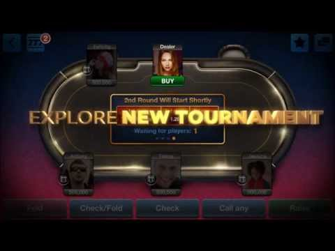 Video of TX Poker - Texas Holdem Poker