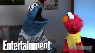 Elmo & Cookie Monster Do 'The Big Bang Theory', 'The Office', & More | Entertainment Weekly
