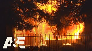 Live Rescue: Apartment Complex Recovered from Huge Fire (Season 2) | A&E