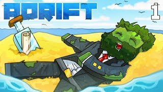 Minecraft: ADRIFT - A Whole New World! (Ep.1)