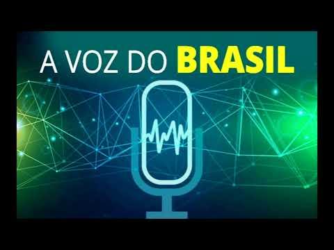 A Voz do Brasil - 18/10/2019