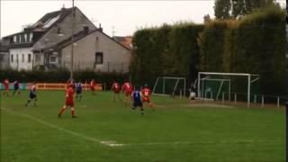 preview picture of video 'KLC Aachen Sokoli - VfR Würselen II 1:1 / Spielszenen'