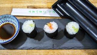 Sushi Tools Test -- Rezept und Anleitung