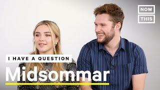 Why the 'Midsommar' Director and Stars are Warning Audiences to Proceed with Caution | NowThis