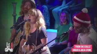 Angus & Julia Stone - From The Stalls (Live @ Le Grand 8)