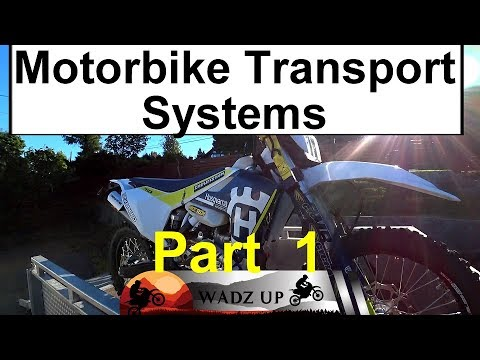 Moto Transport Systems Review Fail Part 1 | Risk Racing Lock N Load | # 33 | WADZUP