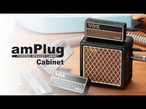 VOX AmPlug2 Cabinet Kytarový reprobox