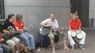 Adam & Santtu - Live @ Kiasma 7.8.2005 - Olemme kuin veljet