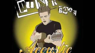 Punk Goes Acoustic - Strike Anywhere - Chalk Line
