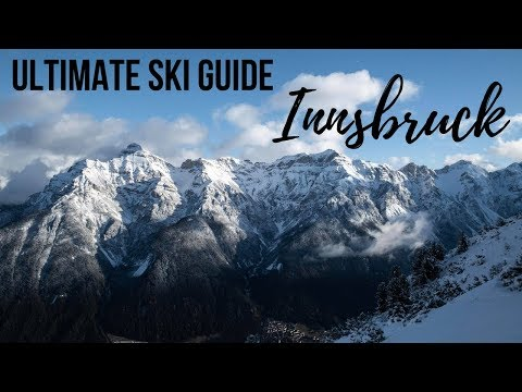 Where to ski in Innsbruck? - SOFIA SUSANNE