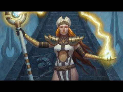 The Story of Argent Confessor Paletress