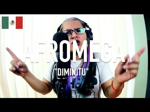 Afromega - Diminuto ( Prod by ESE-O ) [ TCE Mic Check ]