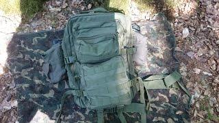 Brandit US Cooper Rucksack 50L Molle (US Assault Rucksack)