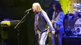 """""""I Should Have Known It"""" Tom Petty & the Heartbreakers@PPL Center Allentown, PA 9/16/14"""
