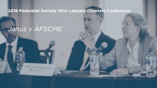 Click to play: Lunch Discussion: Janus v. AFSCME