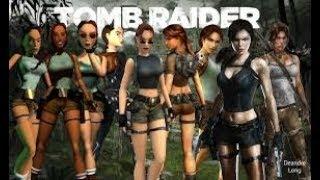 Эволюция серии игр Tomb raider  (1996 - 2018)
