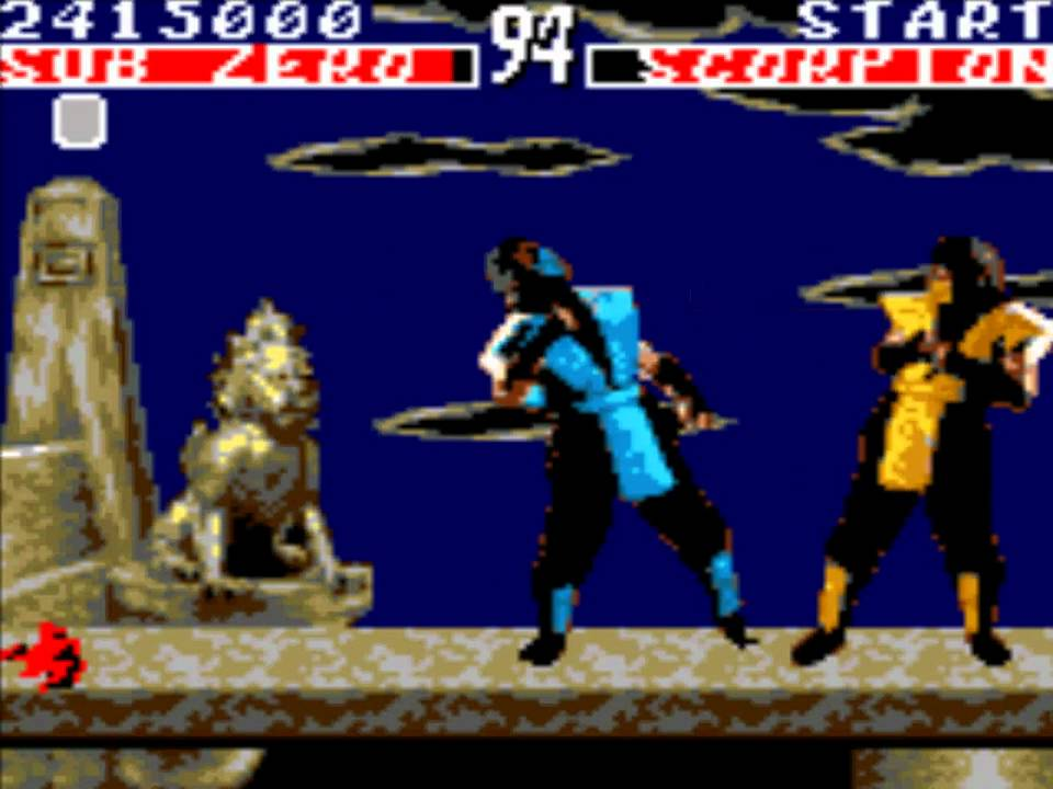 Good God, Mortal Kombat On Game Gear Had Some Terrible Audio