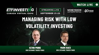 Managing Risk with Low Volatility Investing