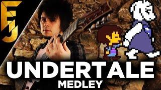Undertale Guitar Medley   FamilyJules