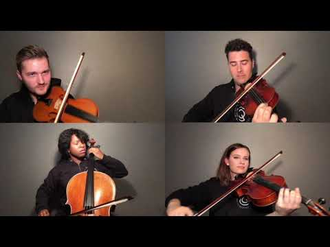 Speechless - Dan and Shay (String Quartet Cover) - Classern Quartet