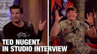 Ted Nugent Raw, Unfiltered and HILARIOUS!  | Louder with Crowder