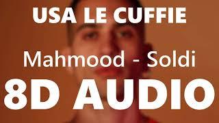 Mahmood   Soldi   8D AUDIO