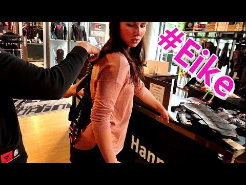 Vlog mit EIKE :) | Dainese Wave Air Rückenprotektor