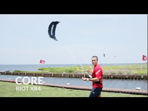 CORE Riot XR4 Kiteboarding Kite Review